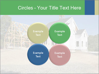 White Cottage PowerPoint Template - Slide 38