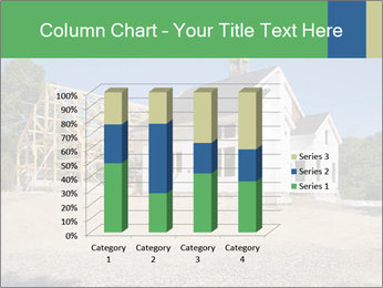 White Cottage PowerPoint Template - Slide 50