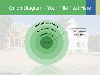 White Cottage PowerPoint Template - Slide 61