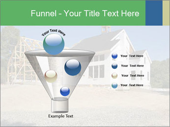 White Cottage PowerPoint Template - Slide 63