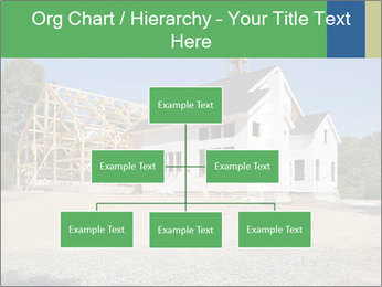 White Cottage PowerPoint Template - Slide 66