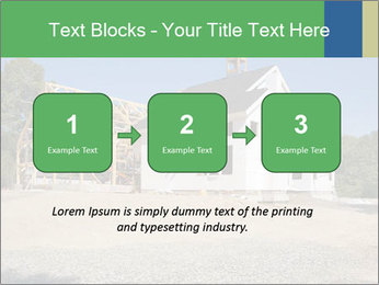 White Cottage PowerPoint Template - Slide 71