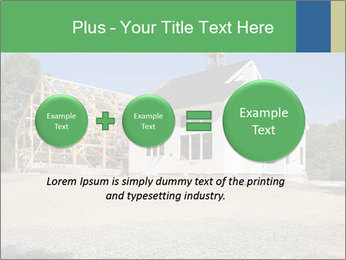 White Cottage PowerPoint Template - Slide 75