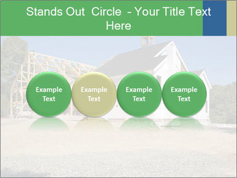 White Cottage PowerPoint Template - Slide 76