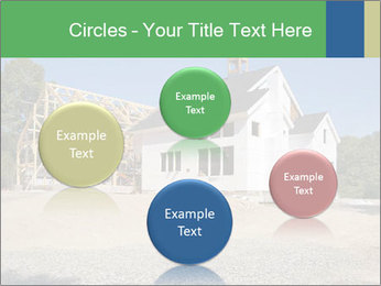 White Cottage PowerPoint Template - Slide 77