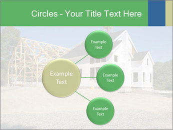 White Cottage PowerPoint Template - Slide 79