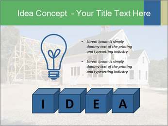 White Cottage PowerPoint Template - Slide 80