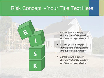 White Cottage PowerPoint Template - Slide 81