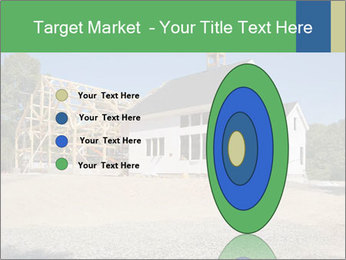 White Cottage PowerPoint Template - Slide 84