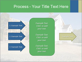White Cottage PowerPoint Template - Slide 85