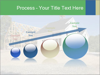 White Cottage PowerPoint Template - Slide 87