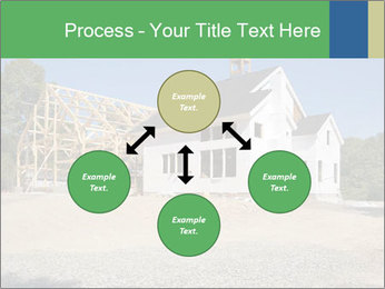 White Cottage PowerPoint Template - Slide 91