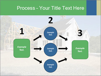 White Cottage PowerPoint Template - Slide 92
