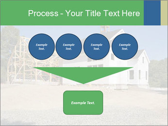 White Cottage PowerPoint Template - Slide 93