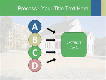 White Cottage PowerPoint Template - Slide 94
