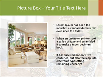 Cozy Livingroom PowerPoint Template - Slide 13