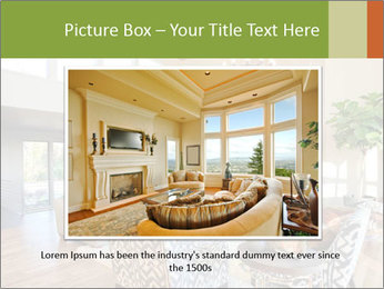 Cozy Livingroom PowerPoint Template - Slide 15