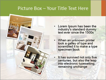 Cozy Livingroom PowerPoint Template - Slide 17