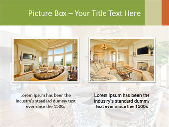 Cozy Livingroom PowerPoint Template - Slide 18