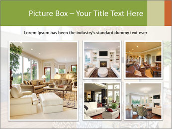 Cozy Livingroom PowerPoint Template - Slide 19