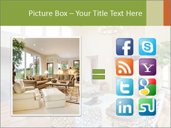 Cozy Livingroom PowerPoint Template - Slide 21
