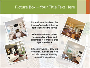 Cozy Livingroom PowerPoint Template - Slide 24