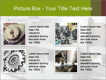 Automatic Factory PowerPoint Template - Slide 14