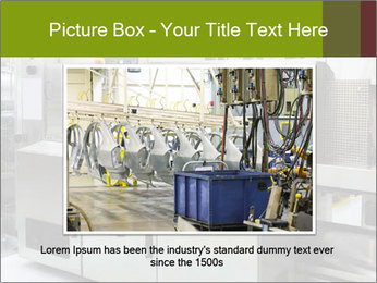 Automatic Factory PowerPoint Template - Slide 15