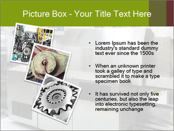 Automatic Factory PowerPoint Template - Slide 17