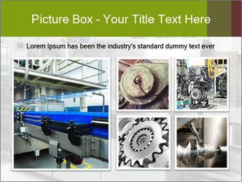 Automatic Factory PowerPoint Template - Slide 19