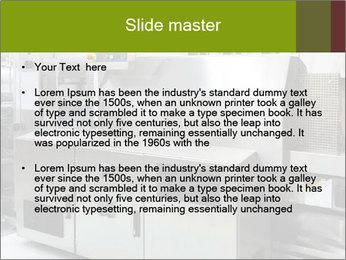 Automatic Factory PowerPoint Template - Slide 2