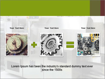 Automatic Factory PowerPoint Template - Slide 22