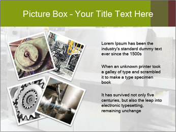 Automatic Factory PowerPoint Template - Slide 23