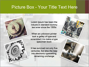 Automatic Factory PowerPoint Template - Slide 24