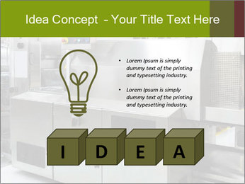 Automatic Factory PowerPoint Template - Slide 80