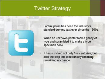 Automatic Factory PowerPoint Template - Slide 9