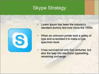 Boat In Amazon PowerPoint Templates - Slide 8