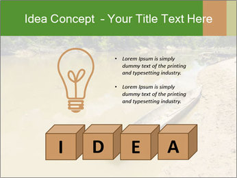 Boat In Amazon PowerPoint Templates - Slide 80