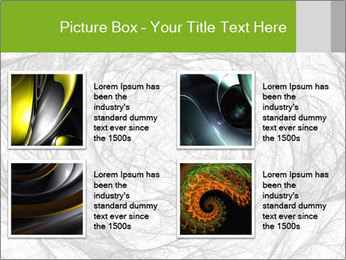 Paper Rose PowerPoint Template - Slide 14