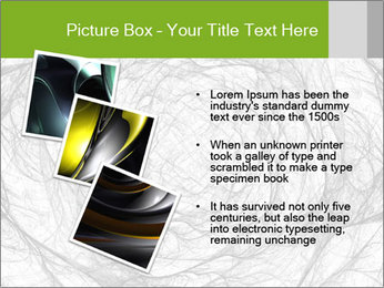 Paper Rose PowerPoint Template - Slide 17