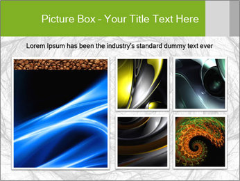 Paper Rose PowerPoint Template - Slide 19