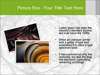 Paper Rose PowerPoint Template - Slide 20