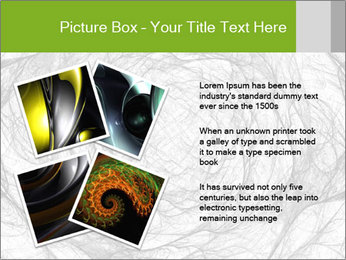 Paper Rose PowerPoint Template - Slide 23