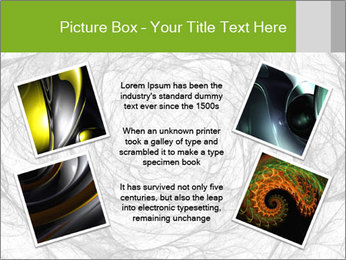 Paper Rose PowerPoint Template - Slide 24