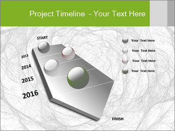 Paper Rose PowerPoint Template - Slide 26