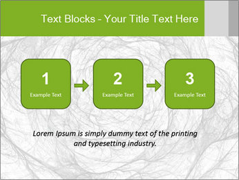 Paper Rose PowerPoint Template - Slide 71