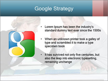 Competition Between Businesspeople PowerPoint Template - Slide 10