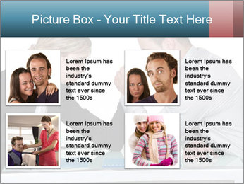 Competition Between Businesspeople PowerPoint Template - Slide 14