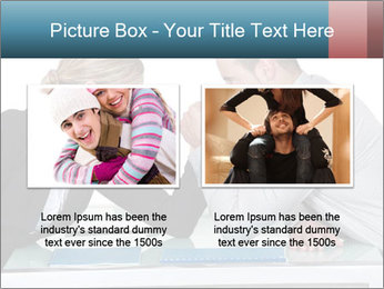 Competition Between Businesspeople PowerPoint Template - Slide 18