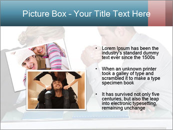 Competition Between Businesspeople PowerPoint Templates - Slide 20